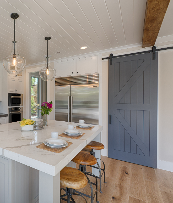 Modern farmhouse design style - Modern farmhouse kitchen colors ...